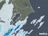 2020年09月08日の千葉県の雨雲レーダー