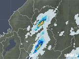 2020年09月08日の岐阜県の雨雲レーダー