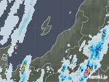 2020年09月09日の新潟県の雨雲レーダー