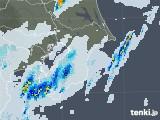 2020年09月10日の千葉県の雨雲レーダー