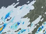 2020年09月10日の新潟県の雨雲レーダー