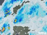 2020年09月10日の岐阜県の雨雲レーダー