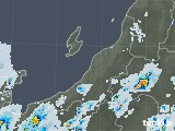 2020年09月11日の新潟県の雨雲レーダー