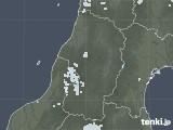 2020年09月11日の山形県の雨雲レーダー