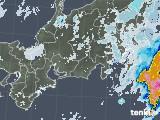 2020年09月12日の東海地方の雨雲レーダー