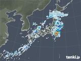 2020年09月12日の雨雲レーダー
