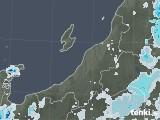 2020年09月12日の新潟県の雨雲レーダー