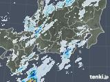 2020年09月13日の東海地方の雨雲レーダー