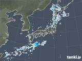2020年09月14日の雨雲レーダー