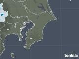 2020年09月14日の千葉県の雨雲レーダー