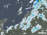 2020年09月14日の新潟県の雨雲レーダー