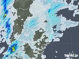 2020年09月14日の岩手県の雨雲レーダー