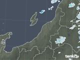 2020年09月15日の新潟県の雨雲レーダー