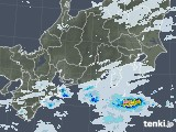 2020年09月16日の東海地方の雨雲レーダー