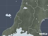 2020年09月16日の山形県の雨雲レーダー