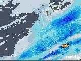 雨雲レーダー(2020年09月18日)