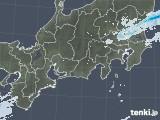 2020年09月19日の東海地方の雨雲レーダー