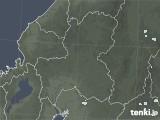 2020年09月19日の岐阜県の雨雲レーダー
