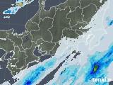 2020年09月20日の東海地方の雨雲レーダー