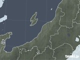 2020年09月20日の新潟県の雨雲レーダー