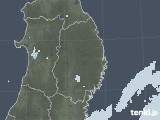 2020年09月20日の岩手県の雨雲レーダー