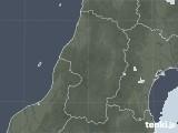 2020年09月20日の山形県の雨雲レーダー