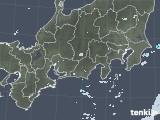2020年09月21日の東海地方の雨雲レーダー