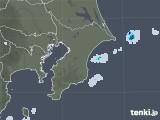 2020年09月21日の千葉県の雨雲レーダー