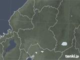2020年09月21日の岐阜県の雨雲レーダー