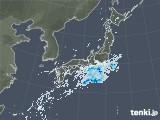 雨雲レーダー(2020年09月22日)