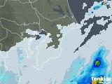 2020年09月22日の千葉県の雨雲レーダー
