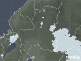 2020年09月22日の岐阜県の雨雲レーダー