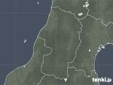 2020年09月22日の山形県の雨雲レーダー