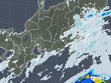 2020年09月23日の東海地方の雨雲レーダー