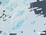 2020年09月23日の千葉県の雨雲レーダー