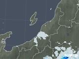 2020年09月23日の新潟県の雨雲レーダー