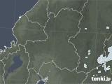 2020年09月23日の岐阜県の雨雲レーダー