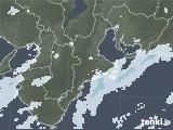 雨雲レーダー(2020年09月23日)