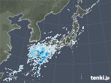 2020年09月24日の雨雲レーダー