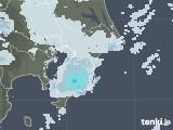 2020年09月24日の千葉県の雨雲レーダー