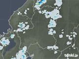 2020年09月24日の岐阜県の雨雲レーダー