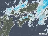雨雲レーダー(2020年09月25日)