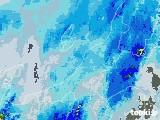 2020年09月25日の新潟県の雨雲レーダー