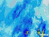 2020年09月25日の山形県の雨雲レーダー