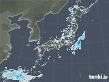 2020年09月27日の雨雲レーダー