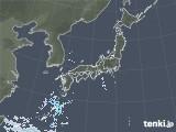 2020年09月28日の雨雲レーダー