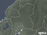 2020年09月28日の岐阜県の雨雲レーダー