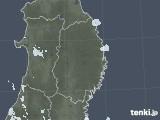 2020年09月28日の岩手県の雨雲レーダー