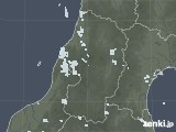 2020年09月28日の山形県の雨雲レーダー