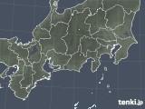 2020年09月29日の東海地方の雨雲レーダー